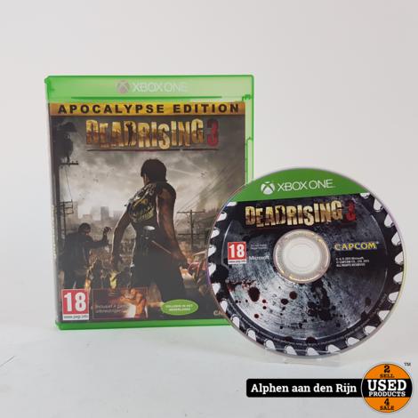 Dead rising 3 Xbox one