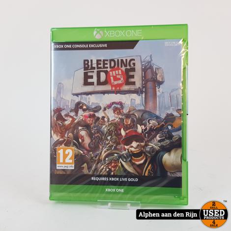 Bleeding edge Xbox one NIEUW