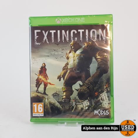 Extinction Xbox one NIEUW