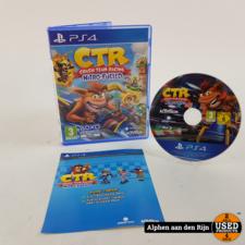 CTR Crash Team Racing Nitro Fueled Playstation 4