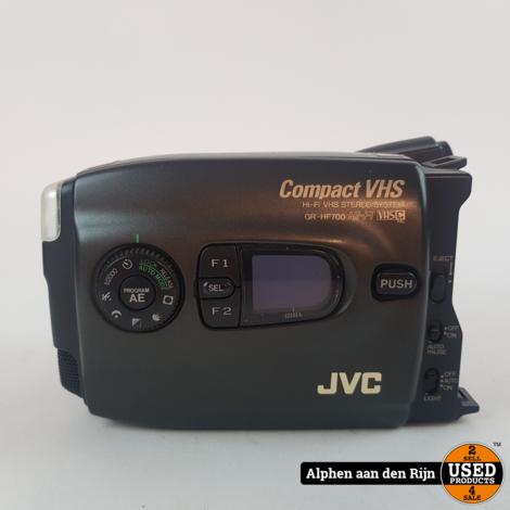 JVC GR-HF700 VHSC PAL camera