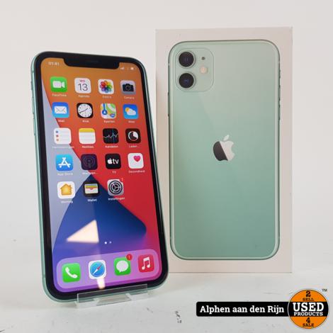Apple iPhone 11 64gb Green