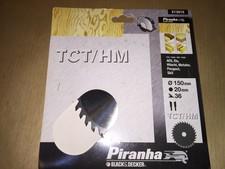 Piranha X13015 zaagblad nieuw