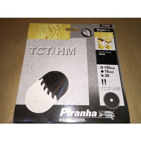 Piranha X13085 zaagblad nieuw