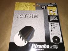 Piranha X13025 zaagblad nieuw