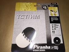 Piranha X13105 zaagblad nieuw