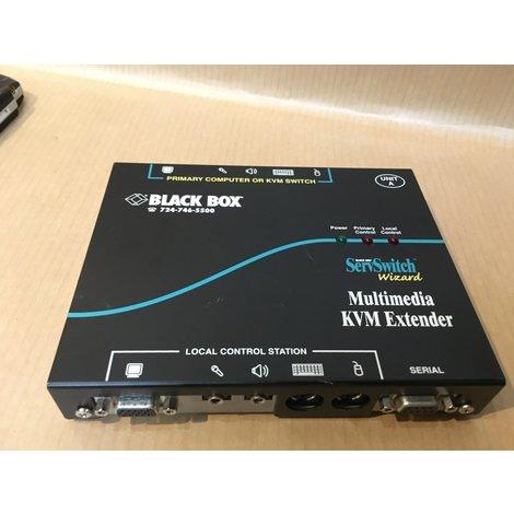 Black Box ServSwitch Wizard VGA