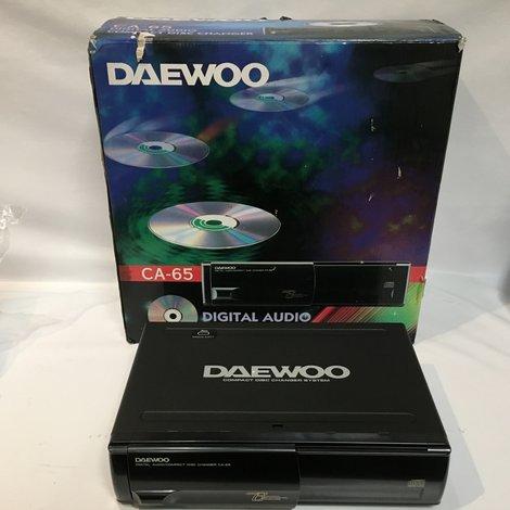 Daewoo CA-65 6 CD Wisselaar Auto