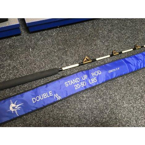 Double M Stand Up Rod 162cm 10-25KG Hengel