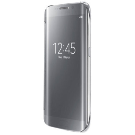Nieuw! Samsung Galaxy S6 Edge + ClearView Cover