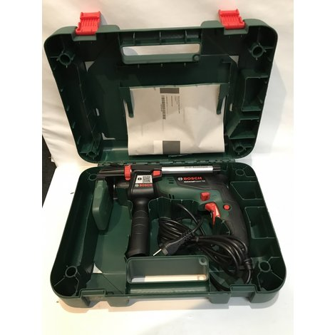 Bosch UniversalImpact 700 Boormachine - 700 Watt Met drill assistant met zuiger