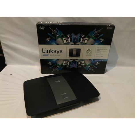 Linksys AC1600 Smart Router
