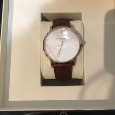 Noirmoutier Classique Rose Gold horloge 43mm