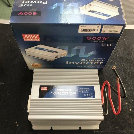 MeanWell Power Inverter 600watt