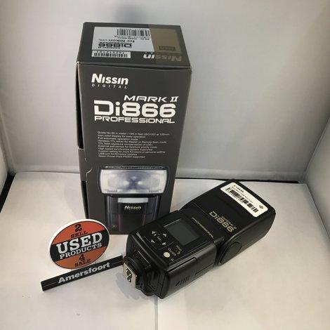 Nissin i60A flitser voor Nikon