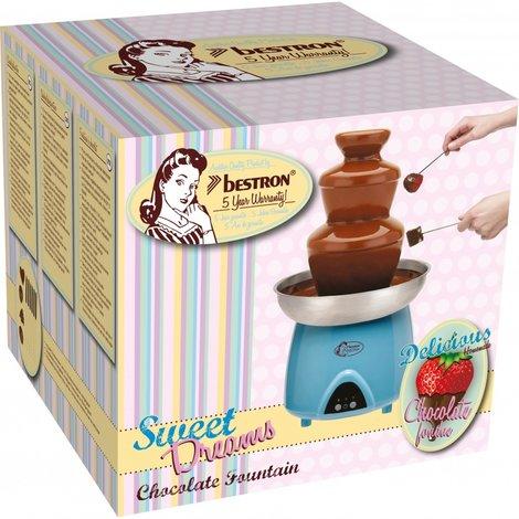 Bestron DUE 4007 chocolade fontein