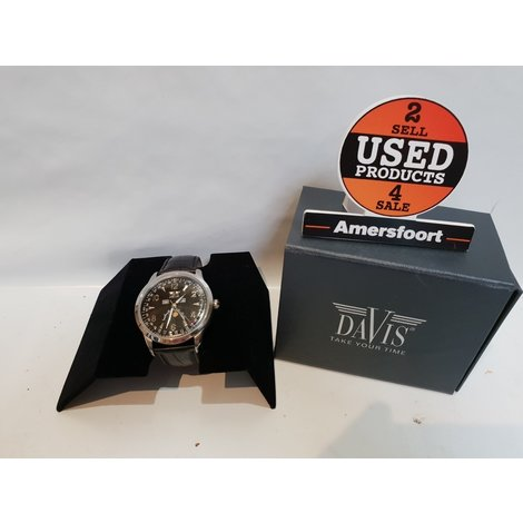 Davis 1500 retro Collection Horloge