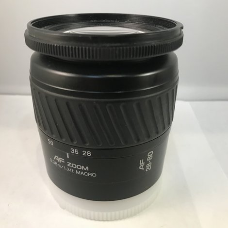 Minolta AF 28-80mm f/3.5-5.6 Sony/Minolta Objectief