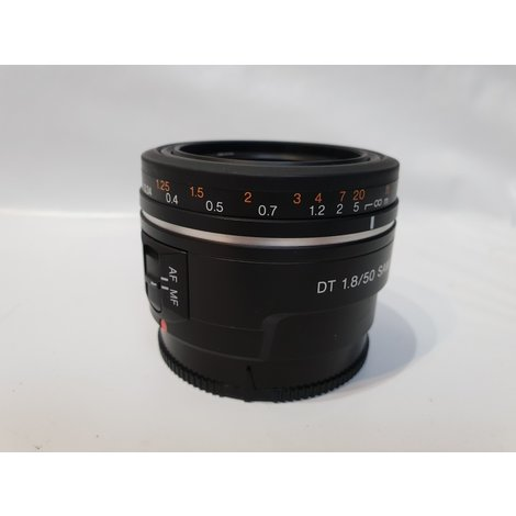 Sony Prime DT f/1.8 50mm SAM Objectief