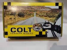 Colt Special Caravan spiegel, bol glas
