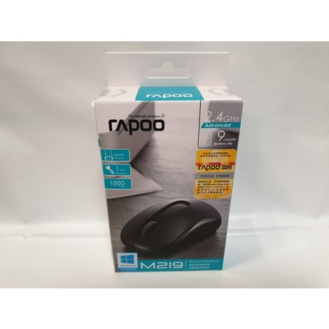 Nieuw Rapoo M219 Draadloze muis