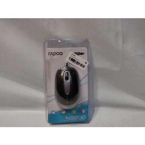 Rapoo N3200 Muis Wired