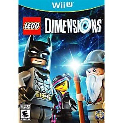 Wii u Lego dimension