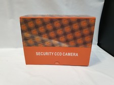 Security ccd camera