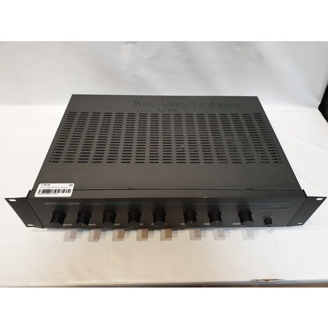 Dynacord MV512 Microfoon versterker