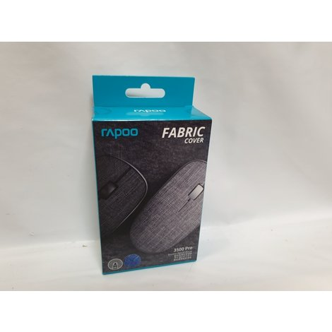 Rapoo 3500 Pro Fabric Cover Draadloze Muis