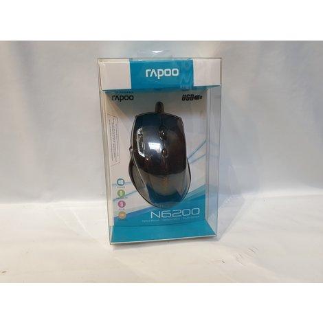 Rapoo N6200 Bedraade Muis
