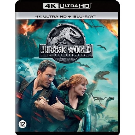 4k blu-ray jurassic world