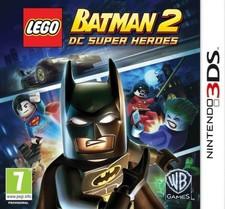 N3DS Lego Batman 2 DC Super Hero