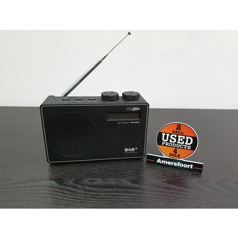 Caliber HPG 315D DAB Radio