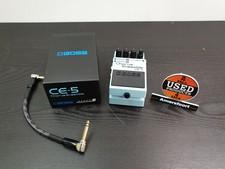 Boss Chorus Ensemble CS-5 Effecten Pedaal