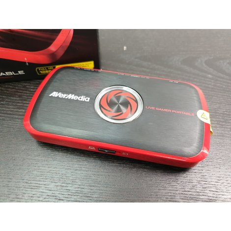 AverMedia Live Gamer Portable-Capture Box C875