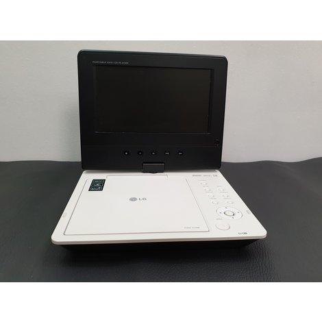 LG DP351 Portable DVD speler