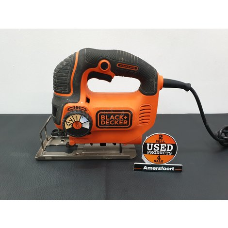 Black & Decker KS901SE decoupeerzaag