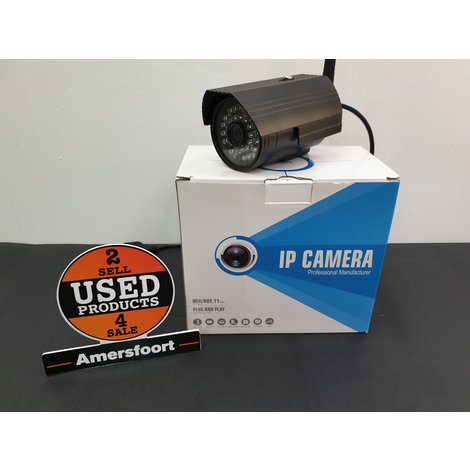 IP camera Beveiligingscamera