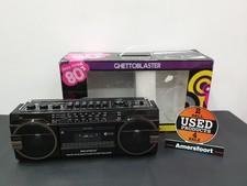 Ricatech Ghettoblaster PR1980| USB | SD | 3 Band Radio