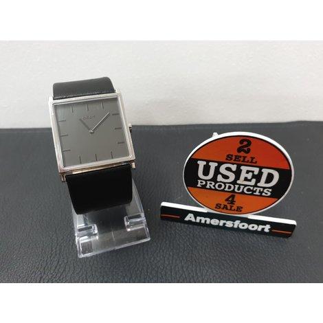 a.b.art ES406 Zwart Horloge
