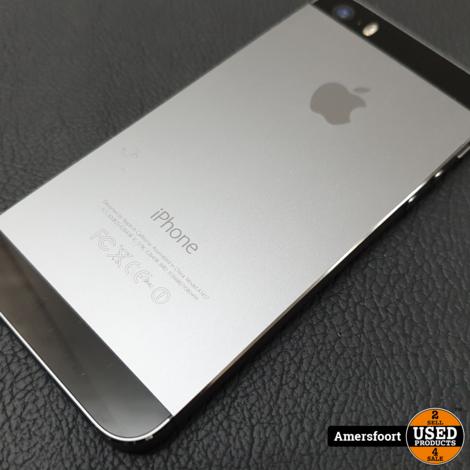 Apple iPhone 5s 16GB Space Grey | Gebruikte Staat
