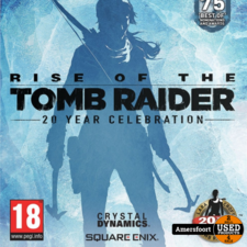 Rise of the Tomb Raider PS4 Playstation 4