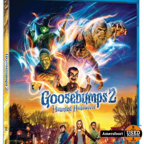 Goosebumps 2 | Blu ray