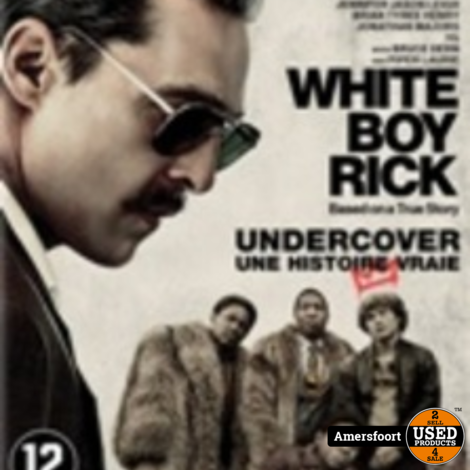White boy Rick | Blu ray