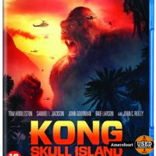 Kong - Skull island | Blu ray