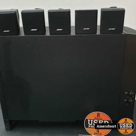 Bose Acoustimass 6 Series III | 5.1 Audio set