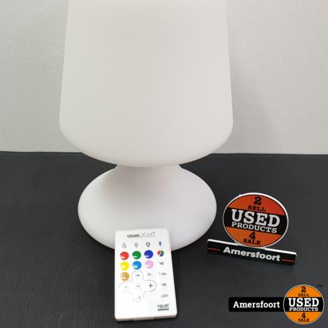 Color Block - Color Light Bluetooth Speaker