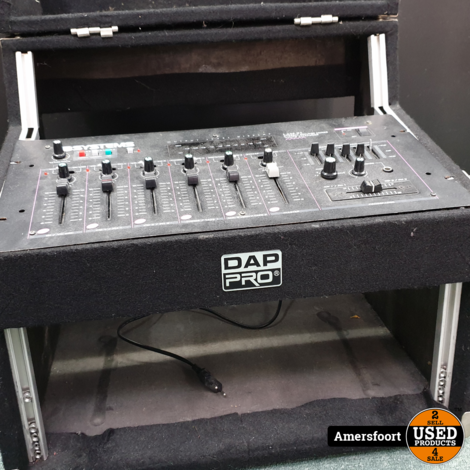 JB Systems LAM 91 Mengpaneel | Flight case