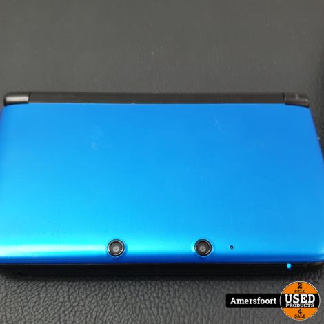 Nintendo 3DS Xl Blauw